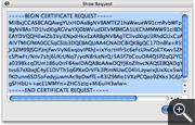 Generate an SSL certificate screenshot 4